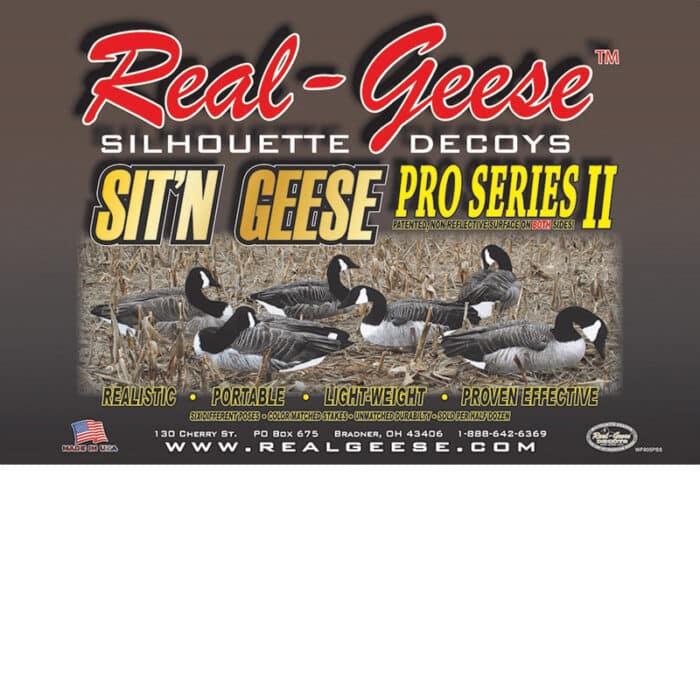 canada goose decoys