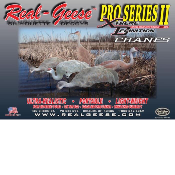 crane decoys